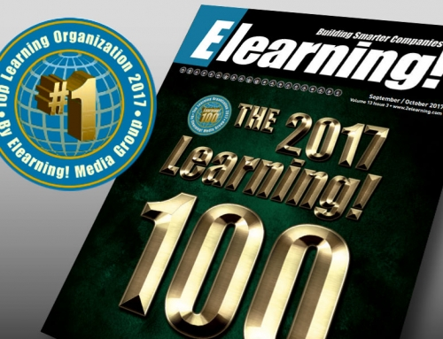 How 4What contributed to T-Mobile's 1st place award in the Elearning! Magazine, Learning! 100 Awards.